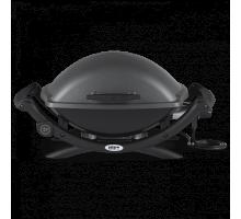 Электрический гриль Q2400 серый Weber 592079/55020079