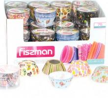 Комплект из 75 кондитерских формочек Fissman 5 x 3,2 мм