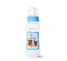 Бутылочка для кормления Fissman 240 мл голубая 6880