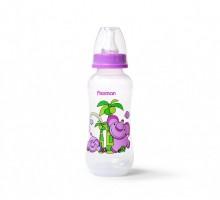 Бутылочка для кормления Fissman 300 мл фиолетовая