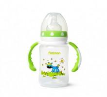 Бутылочка для кормления с ручками Fissman 240 мл