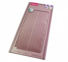 Коврик для мастики текстурный Fissman 39 х 17 см