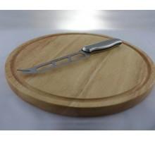 Набор ножей для сыра [ пустотелая ручка ] 2 пр. 1302003