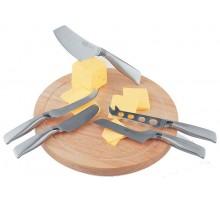Набор ножей для сыра Nuance [ пустотелая ручка ] 6пр. 1306179