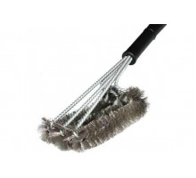 Щетка для чистки гриля Premium 3 в 1 GRILLI 77711