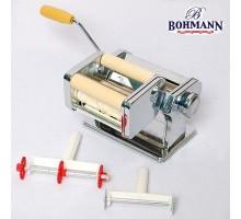 Лапшерезка-тестораскатка с насадкой для равиоли 3 в 1 - Bohmann BH 7778