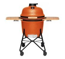 Большой керамический гриль-печь BergHOFF  оранжевый 2415702