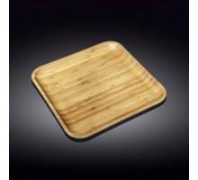 Блюдо квадратное 33х33см Wilmax Bamboo WL-771026