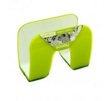 Салфетница (пластик зелен.) FISSMAN (ФС7066)