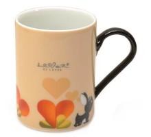 Кофейная кружка Lover by Lover желтая,  0,3 л,  (2 шт.)