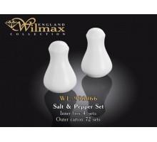 Набор соль&перец Wilmax — 2 пр