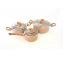 Набор посуды Latte Fissman (AL-4952.6)