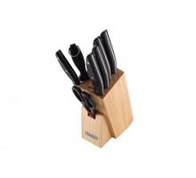 FISSMAN 2623 Набор ножей 8 предметов FESTIVAL на деревянной подставке
