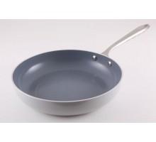 FISSMAN 4548 Сковорода для жарки CRYSTAL 24Ч5 cм с индукционным дном